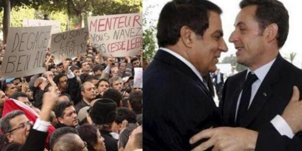 Tunisie : la peur a changé de camp, le dictateur a fui !