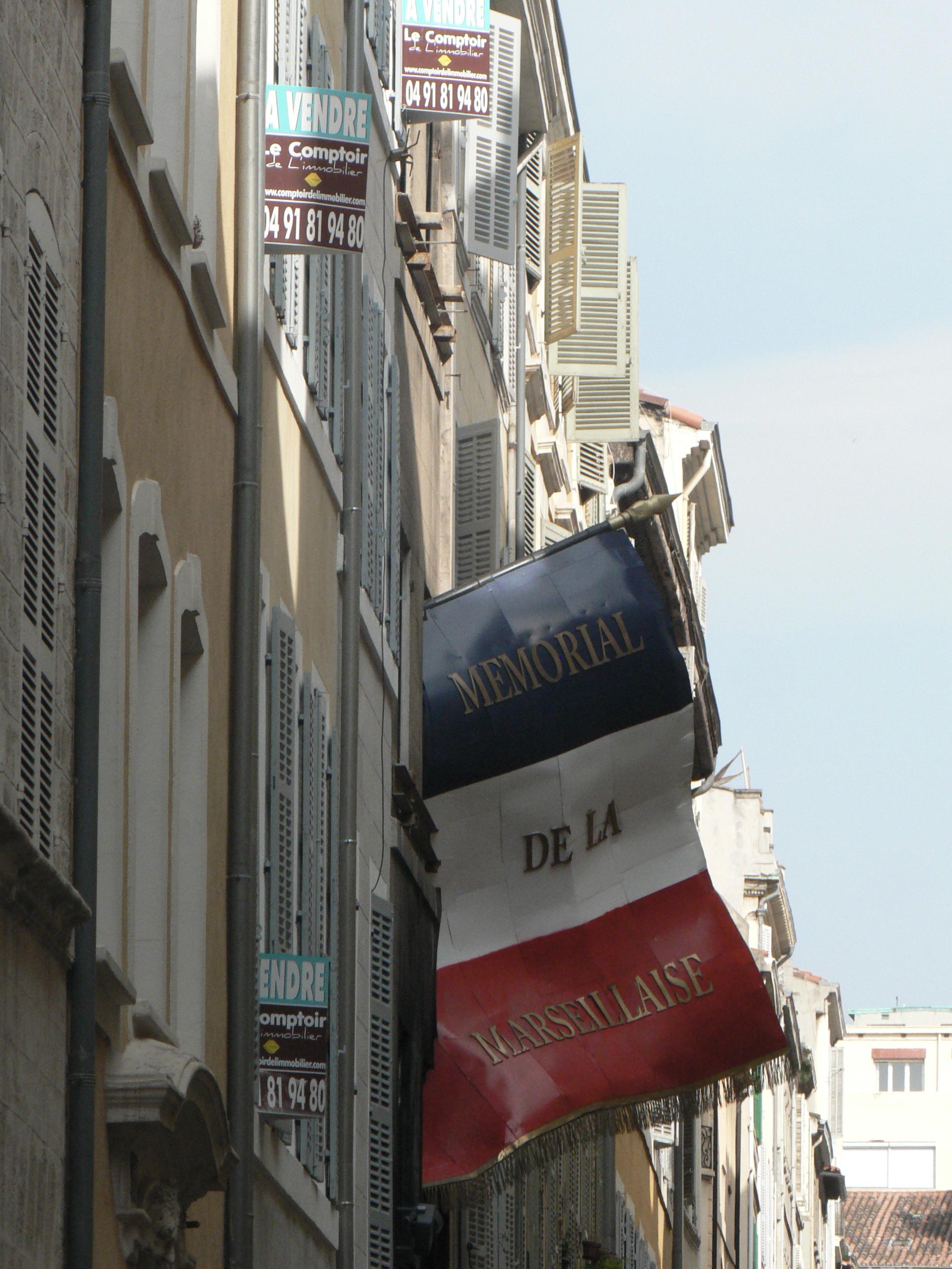 Un dimanche dans le premier secteur : Solidarité sur la Corniche, Histoire Rue Thubaneau !
