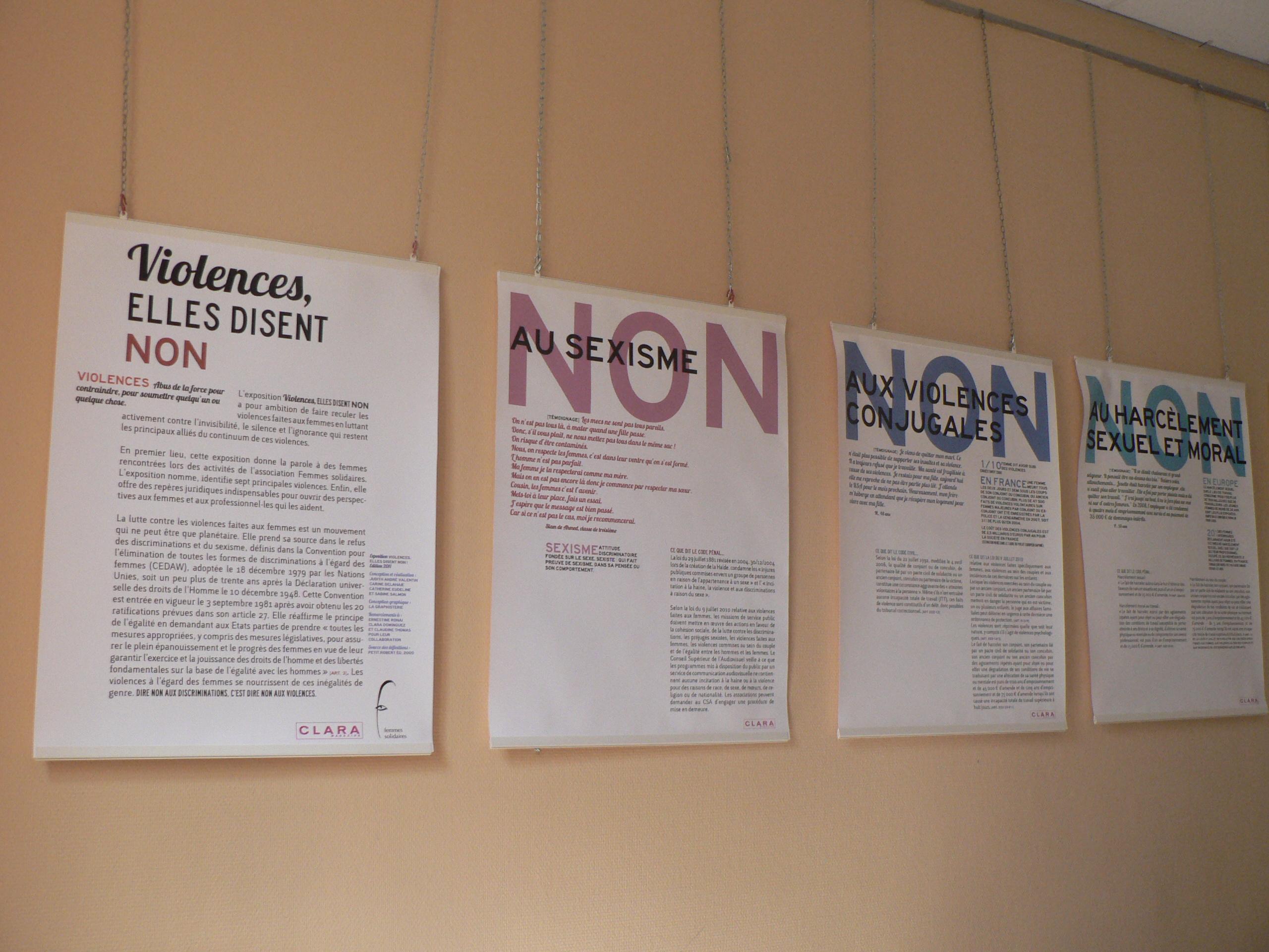 Femmes /Violences conjugales : Rencontre à la Maison du Citoyen sur un sujet tabou !