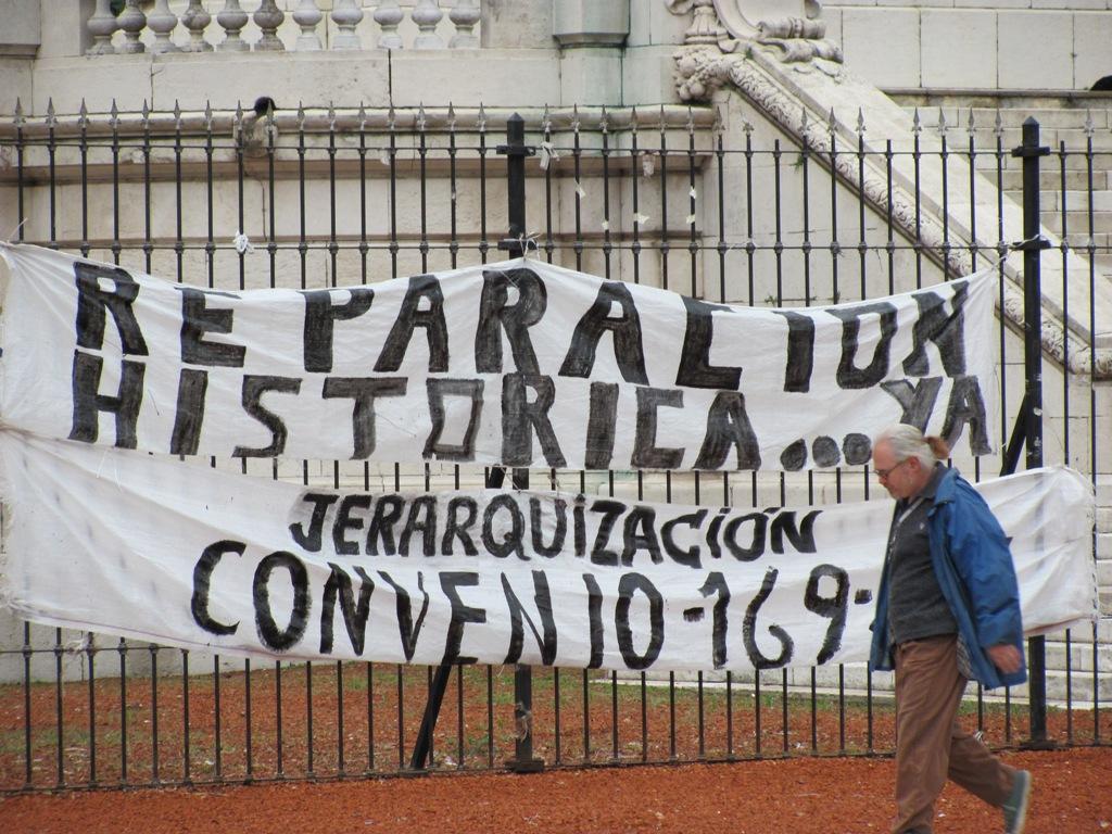 (4) Argentine :rencontres avec nos camarades et le mouvement social argentin!