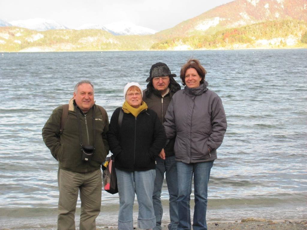 Le Bout du Monde : Isla Redonda, Ushuaïa, le début du retour !
