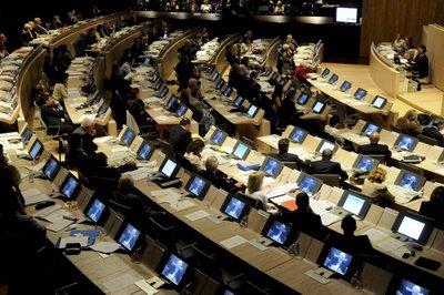 Conseil municipal de Marseille : Trop c'est trop ! Groupe Communiste, 13 minutes de temps de parole pour 260 rapports ?!