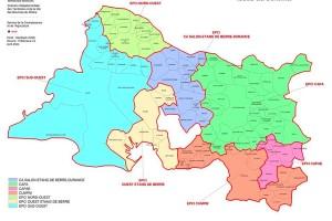 (Marsactu) Intercommunalité :La future carte des Bouches-du-Rhône vue par le préfet !