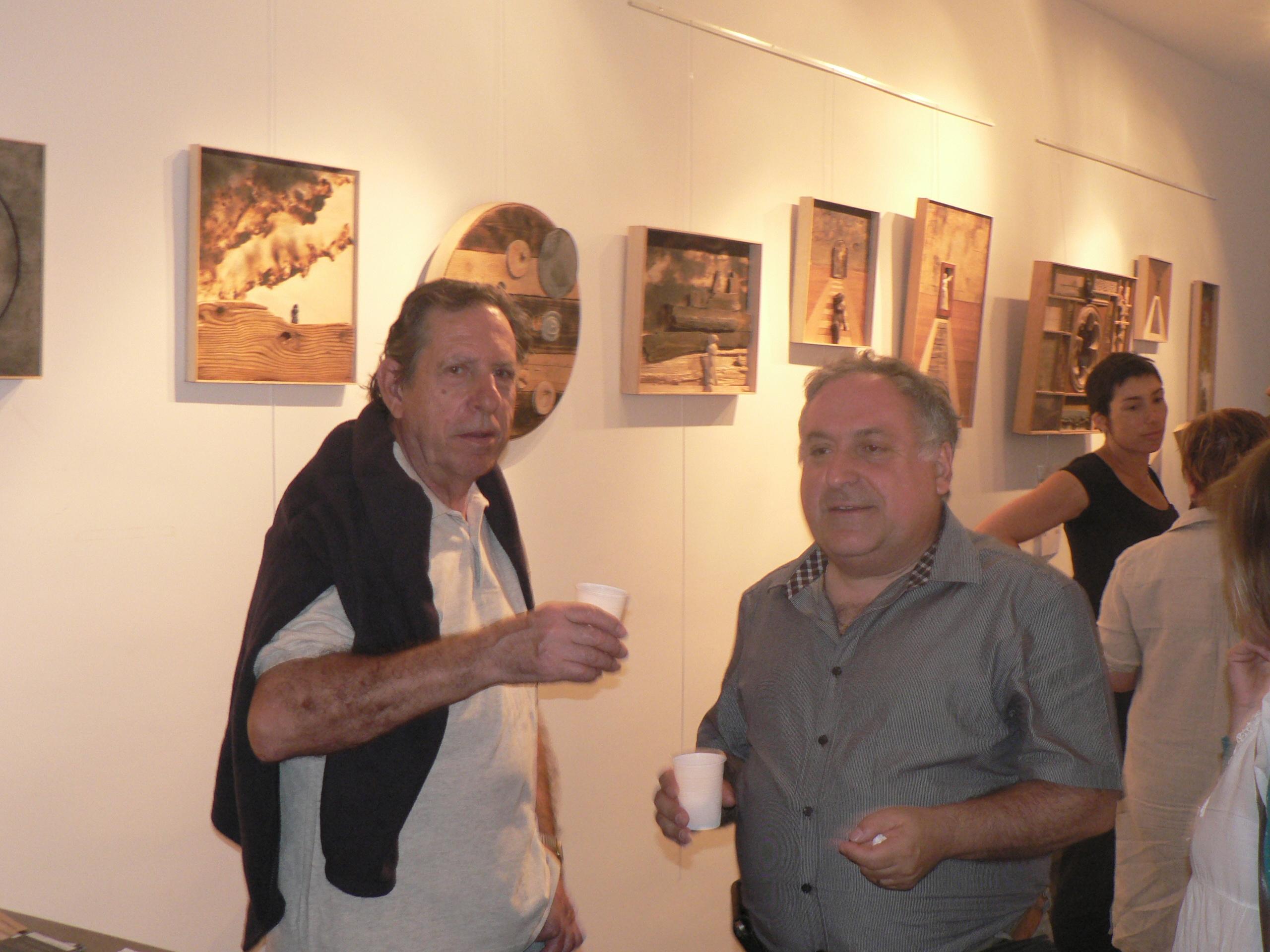 Alain Gilles, Sculpteur s'expose à l'Atelier des ARTS !