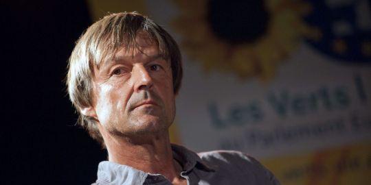 Nicolas Hulot envisagerait de quitter Europe Ecologie-Les Verts : Et Alors !