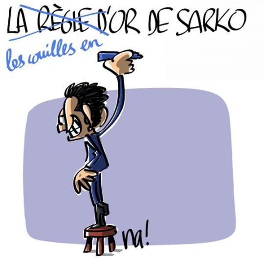 Non du Front de Gauche à la « règle d'or » de Nicolas Sarkozy !