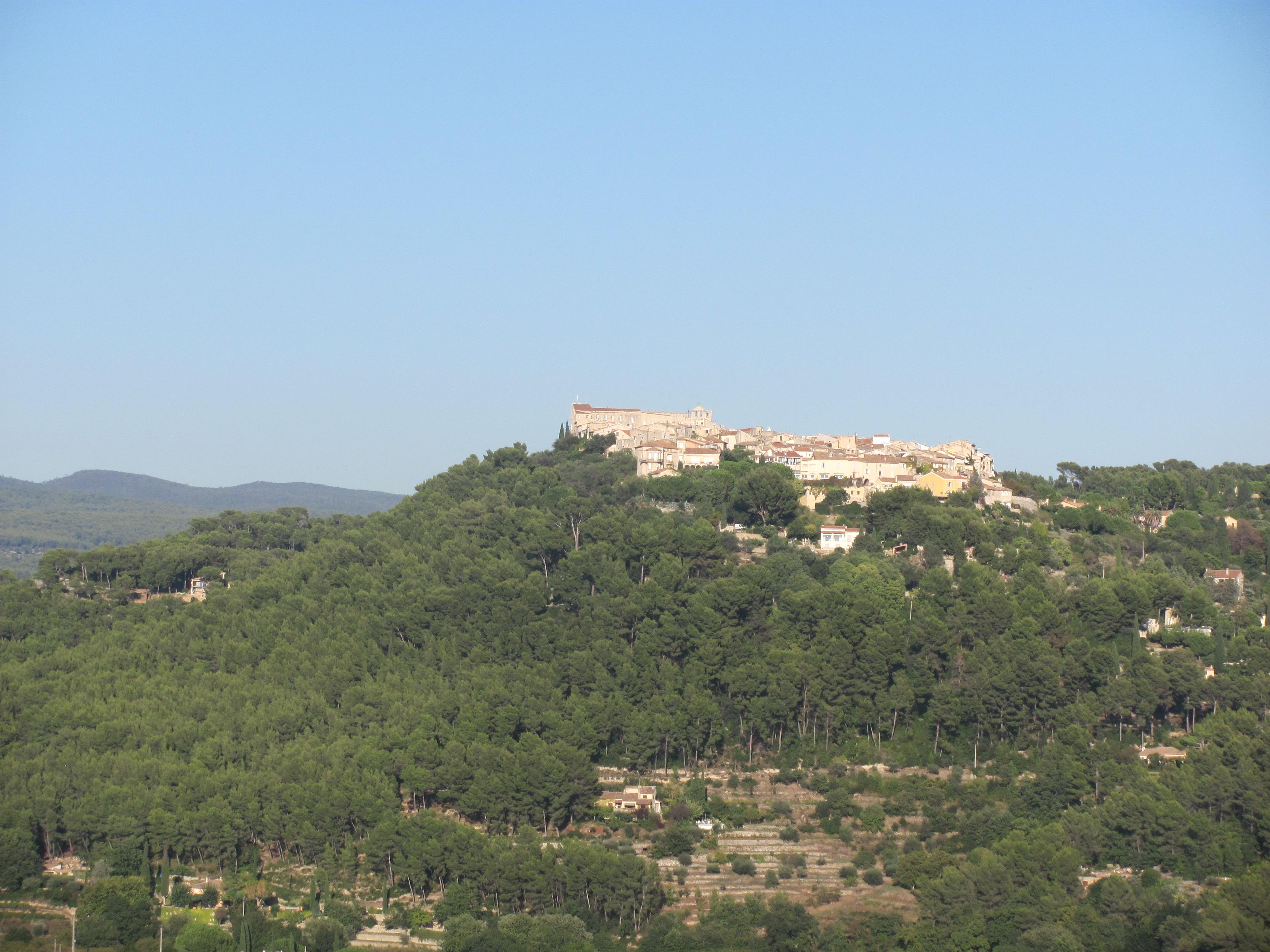 Découverte du var : Les Villages du Castellet et de La Cadière d'Azur !