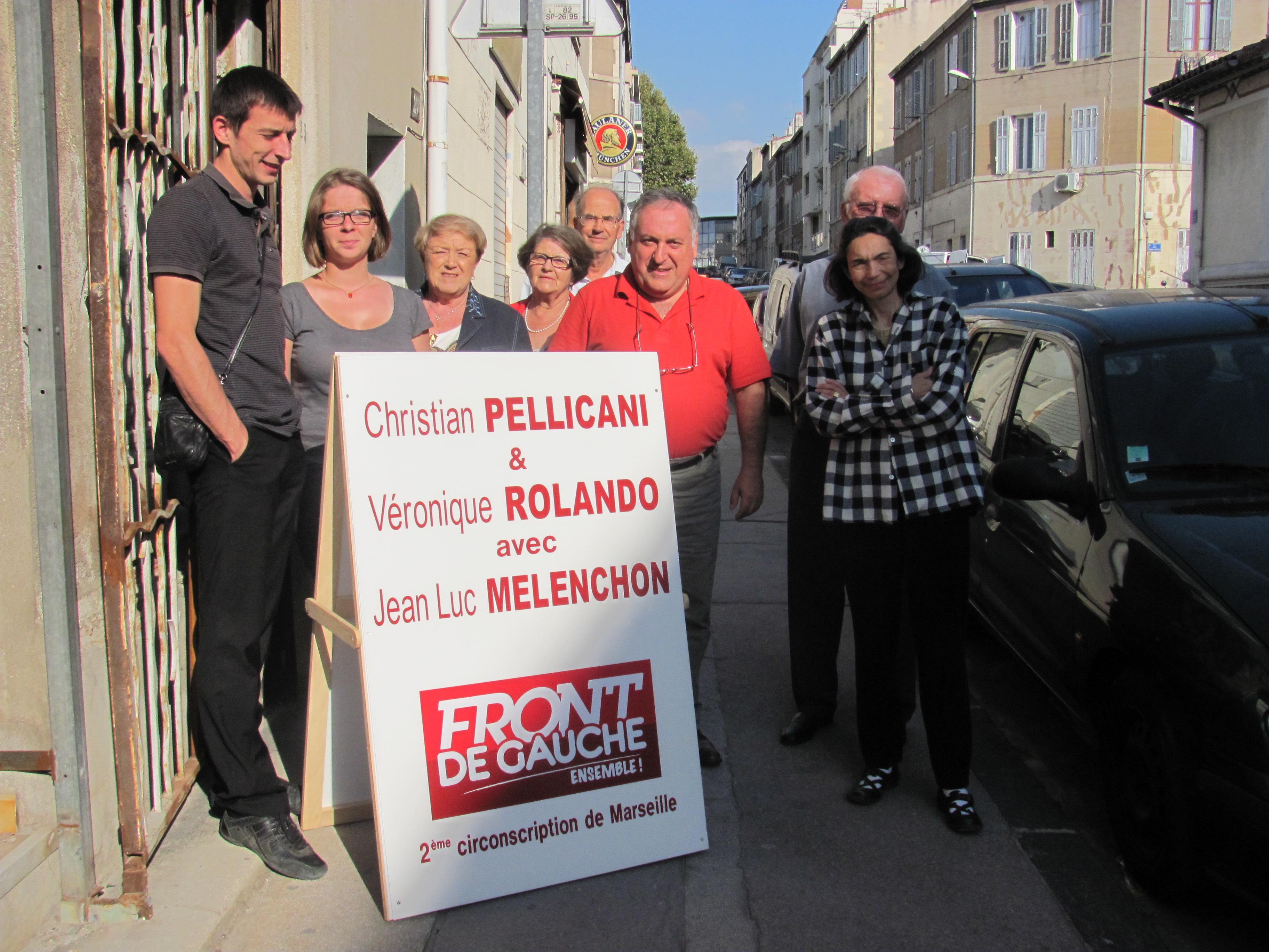 Présidentielle /Législatives 2012 : La 2 eme Circonscription de Marseille en ordre de marche !