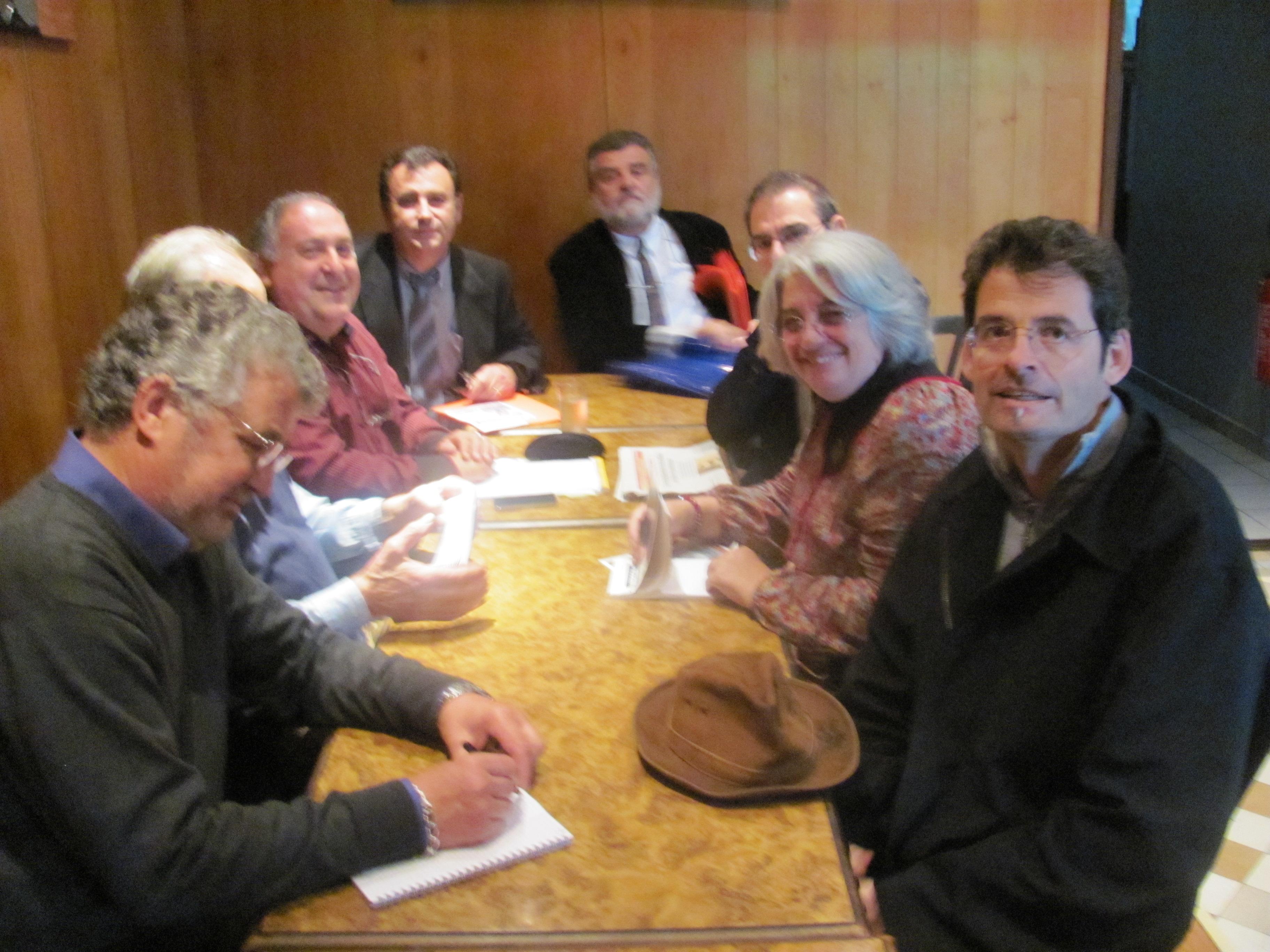 Conférence de presse pour présenter : « Gaston Crémieux et la Commune de Marseille »