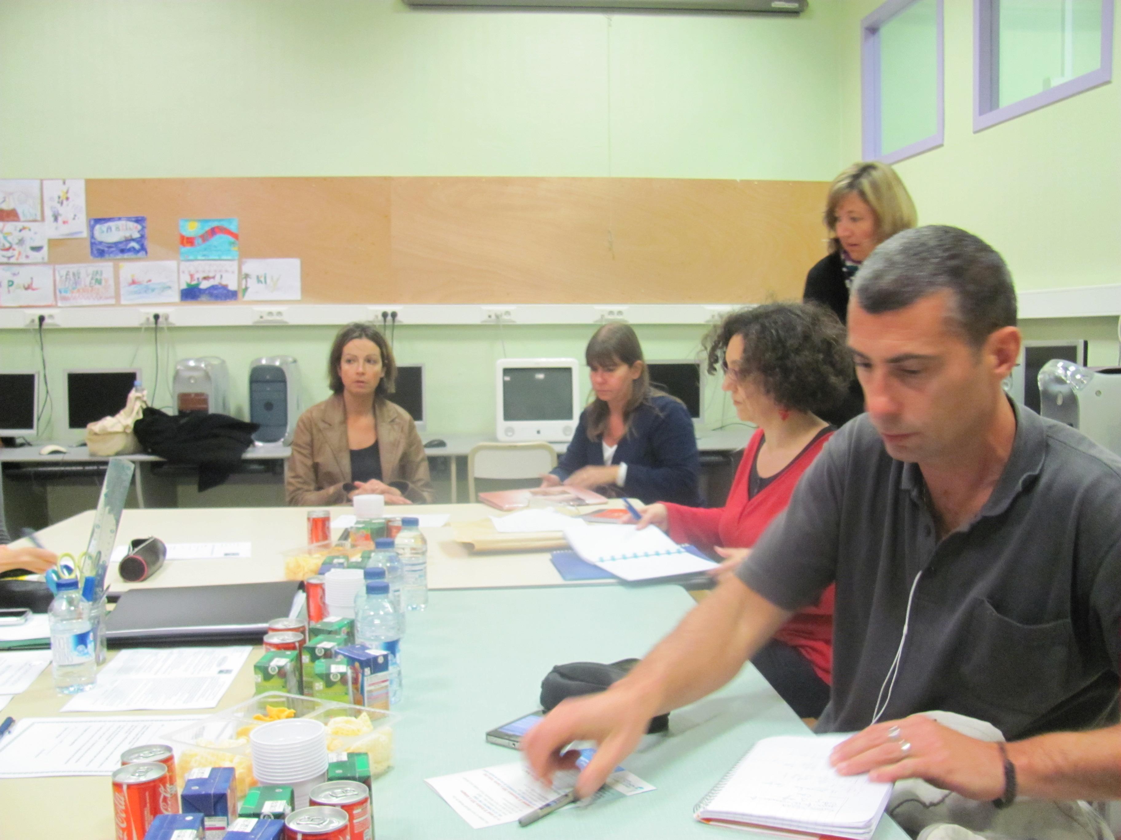 Ecole Ecole Candole : Cours de natation et Sécurité au menu du conseil d'administration !