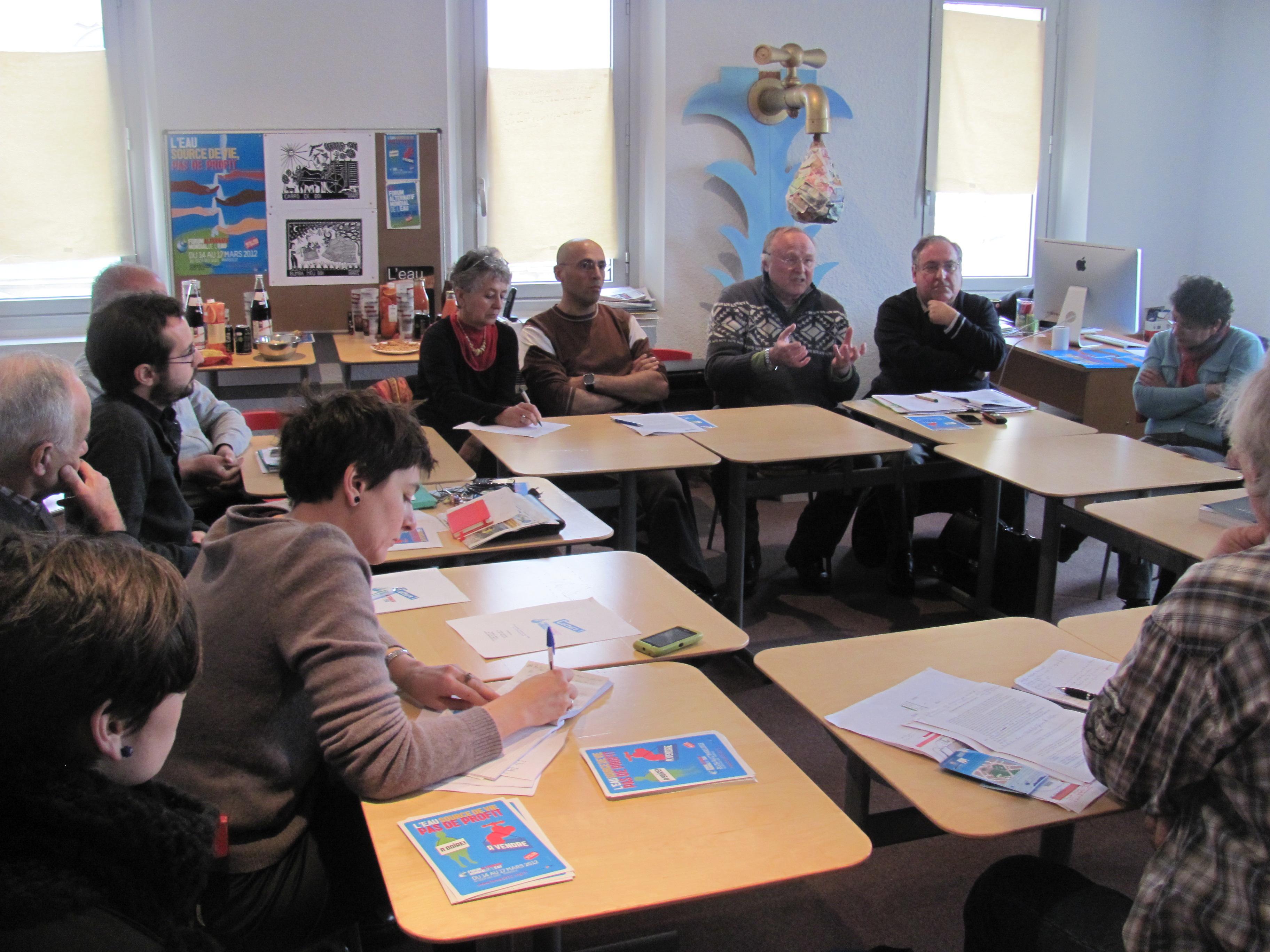 (1) FAME 2012 : l'idée prend forme, il y aura bien un Forum Alternatif mondial der l'Eau en Mars 2012 à Marseille !