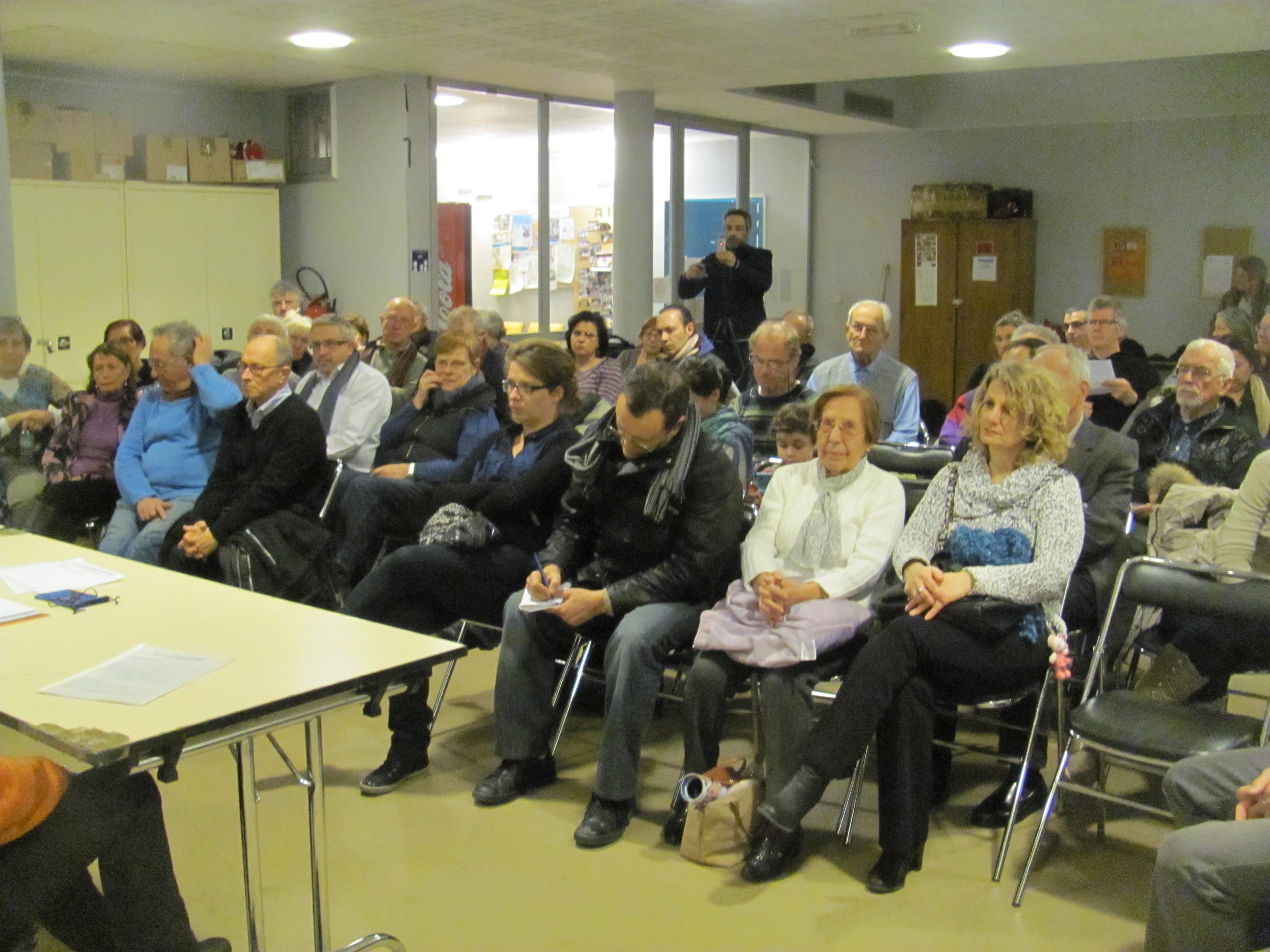 (3) Succès de la rencontre du Comité de Veille Citoyenne !