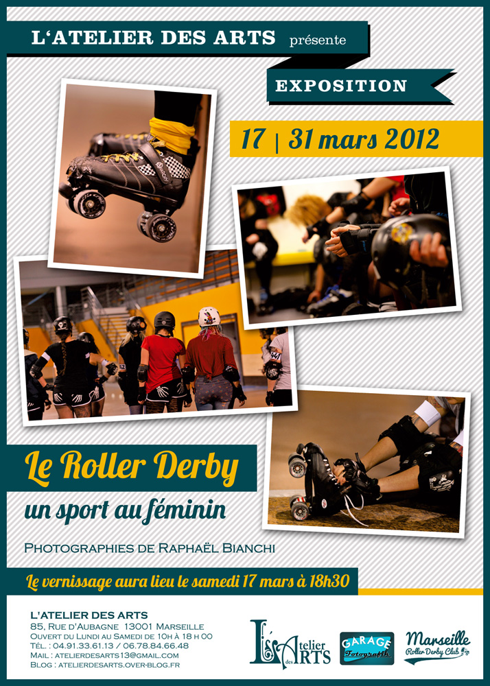 8 Mars 2012 : Le Sport au Féminin à l'Atelier des Arts !