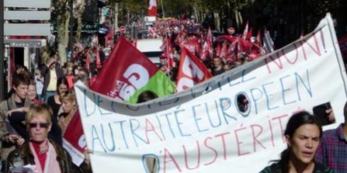 Euro manifestation : « le gouvernement doit d'avantage tendre l'oreille vers les salariés »
