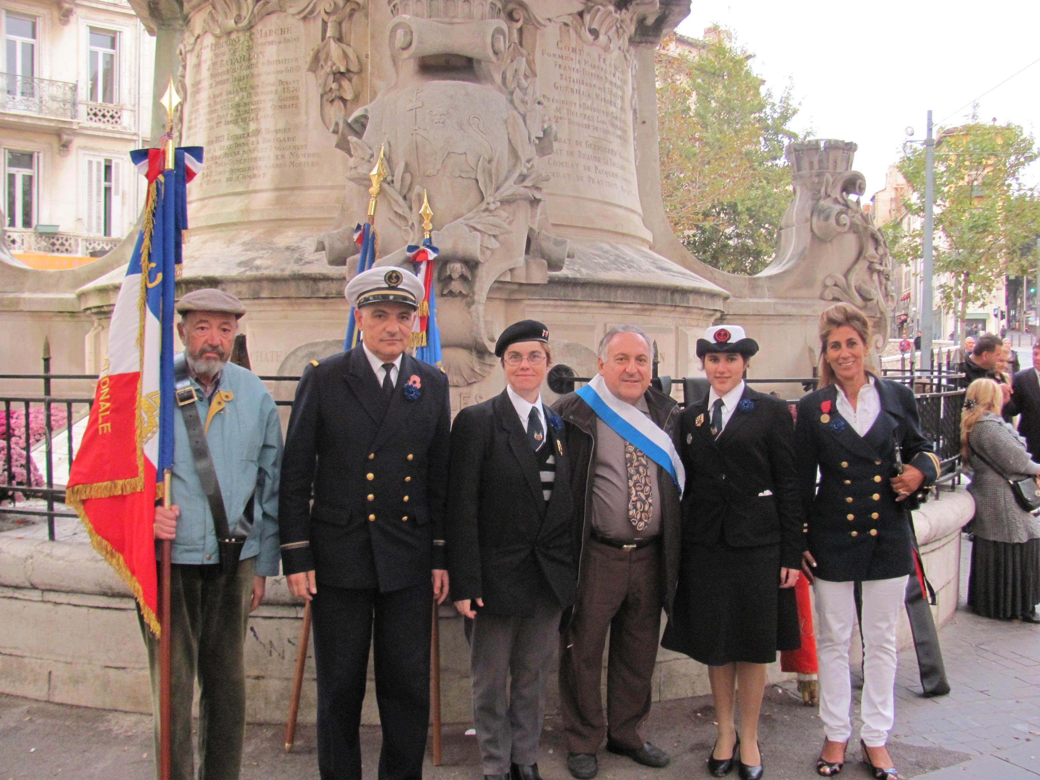 11 novembre : On ne doit pas toucher à la mémoire en regroupant l'ensemble des cérémonies commémoratives !