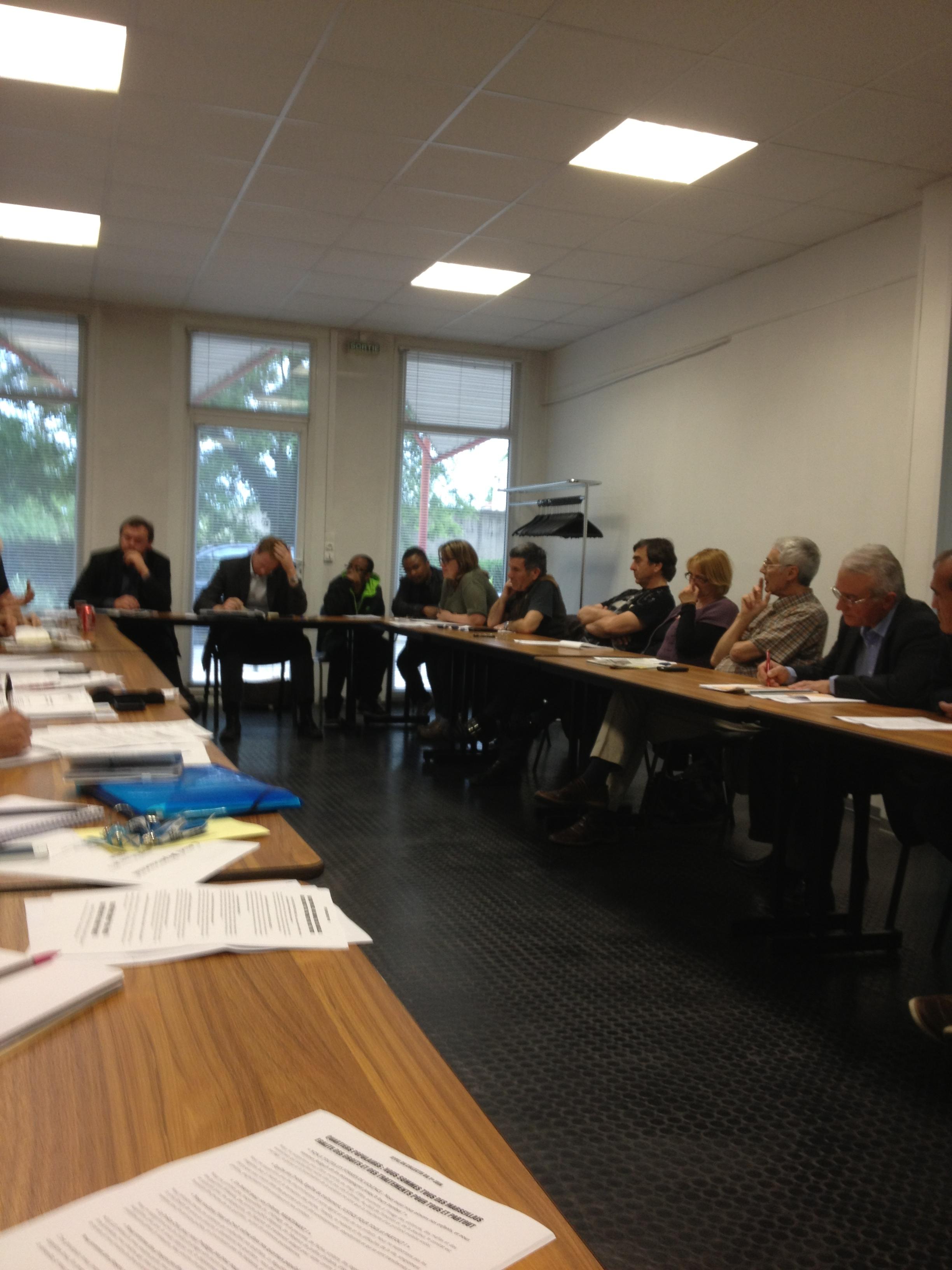 (1) L'insécurité en débat à la fédération du PCF des BdR !