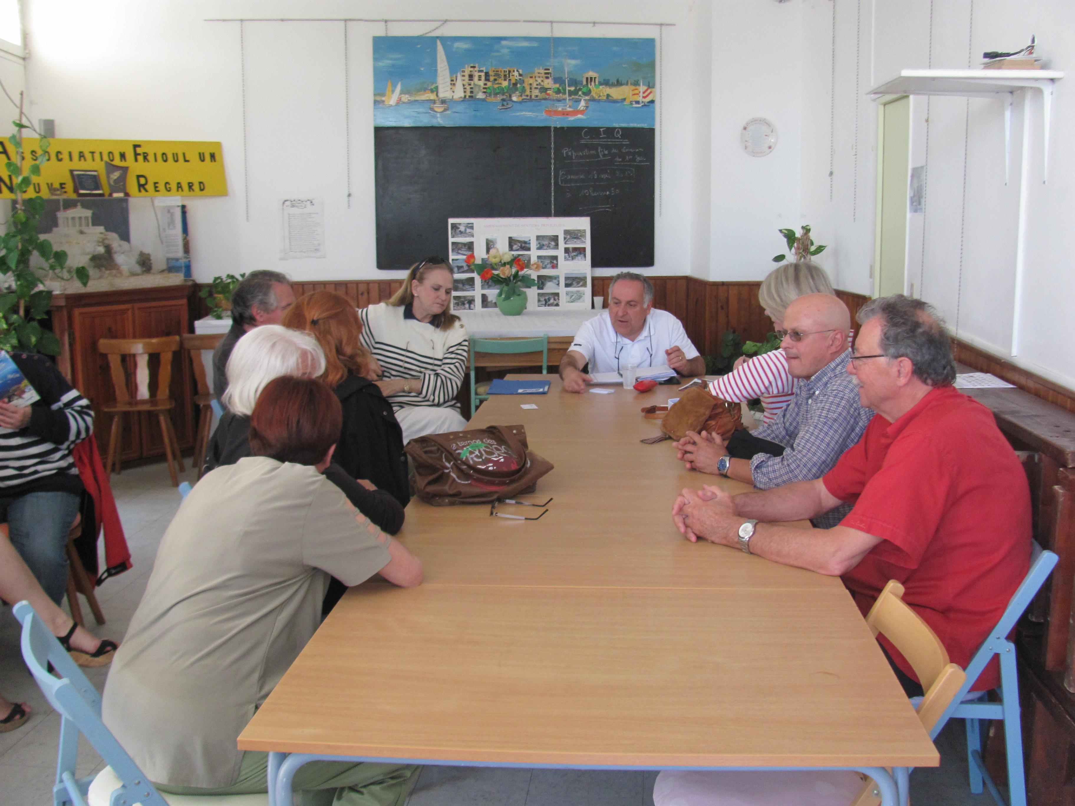PDU : L'Archipel du Frioul prépare une contribution pour l'Enquête Publique !