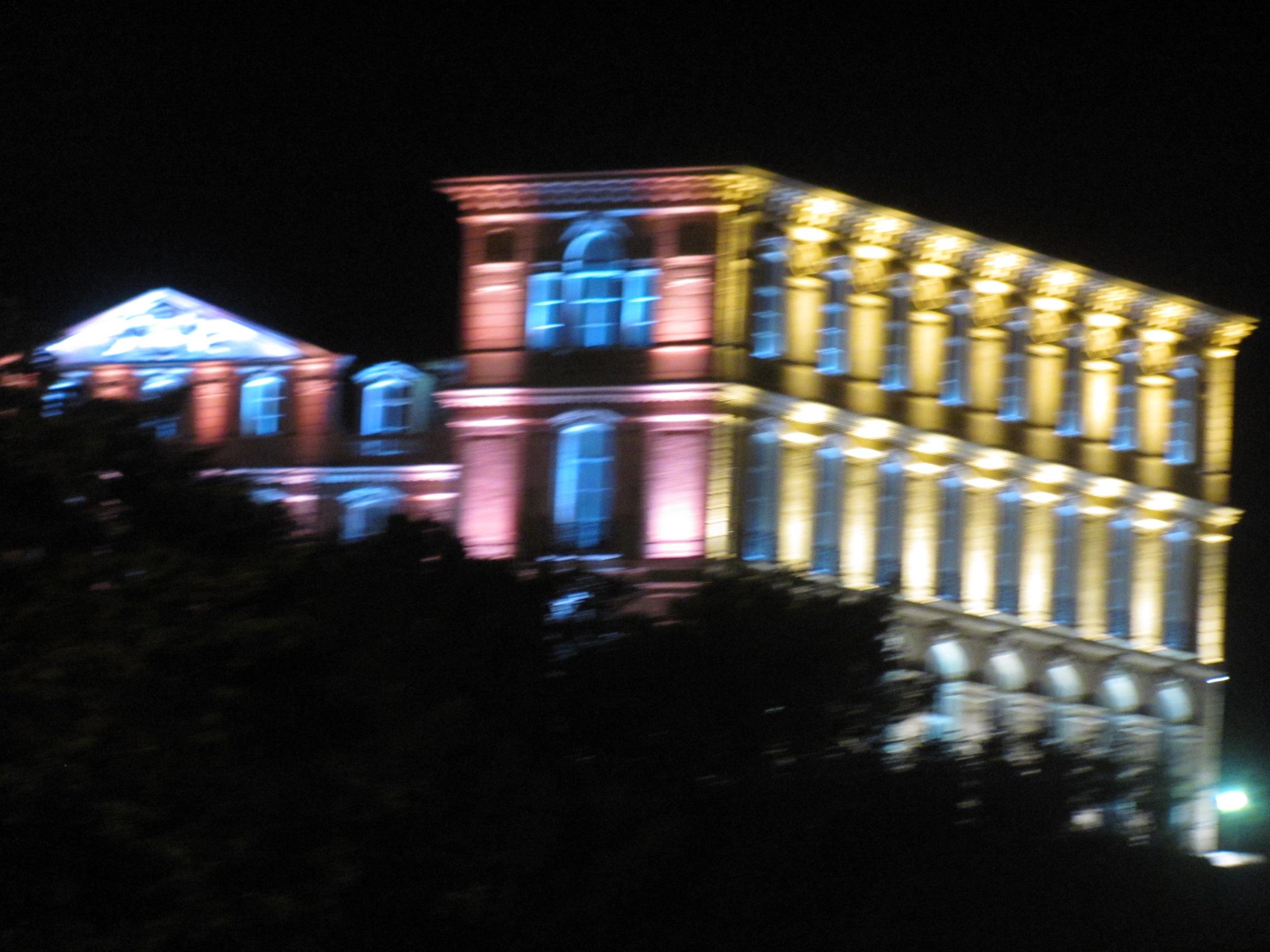 Marseille : Les lumières de la nuit !