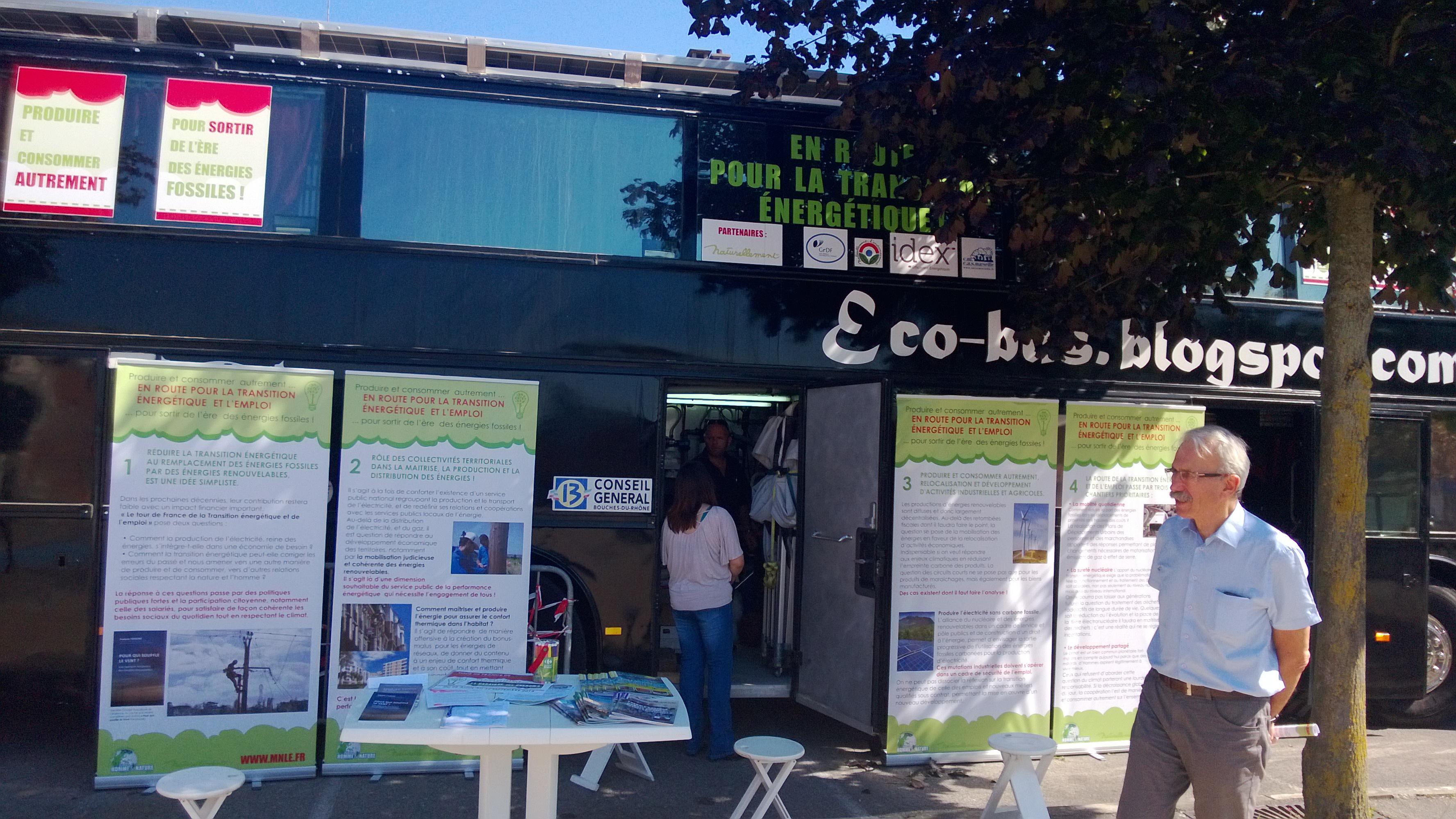 (8)Energies renouvelables/transition énergétique :Etape en Picardie !