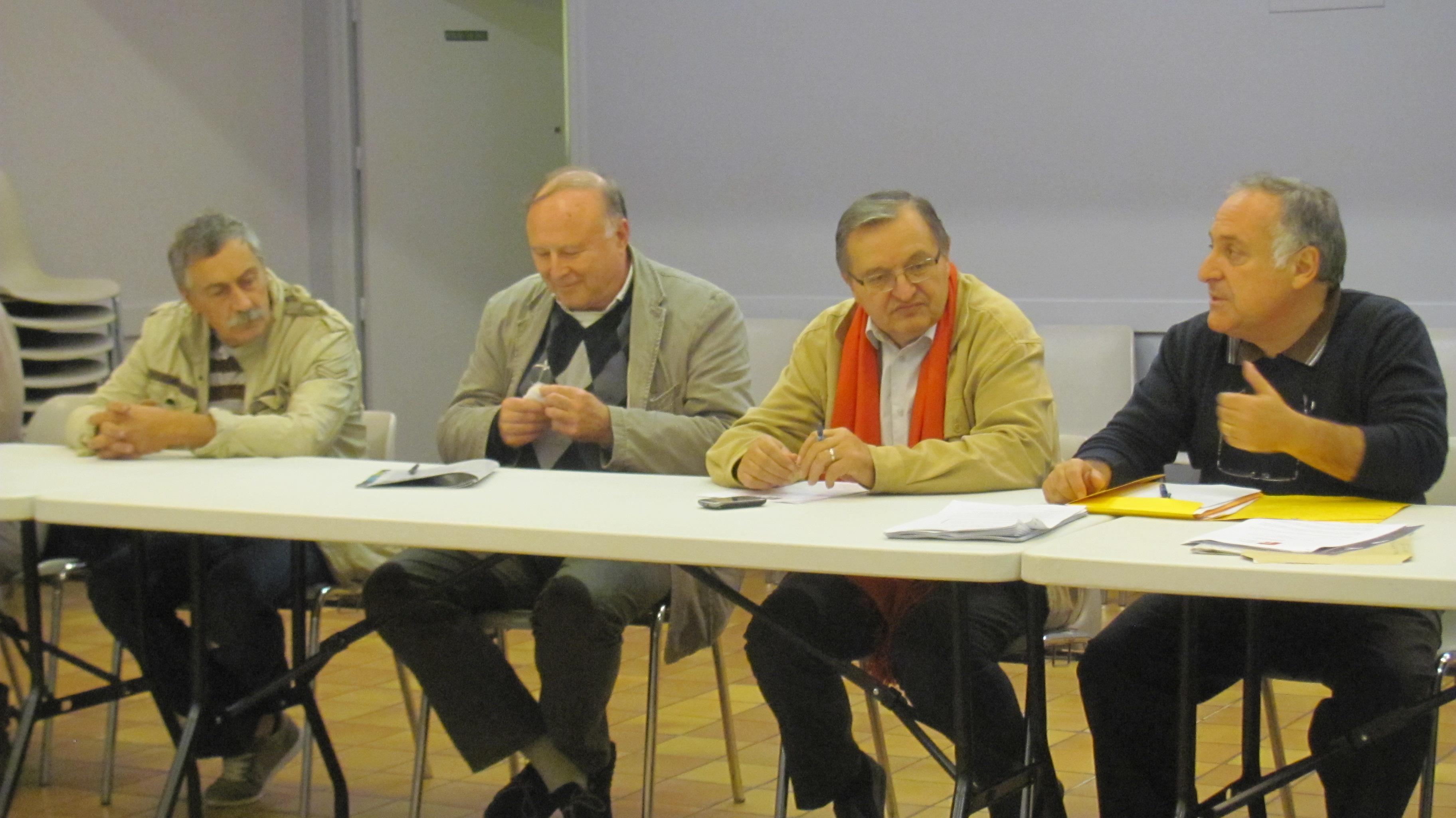 Gestion Publique de l'Eau en débat à Gattières dans les Alpes Maritimes !