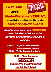 Meeting 21 mai