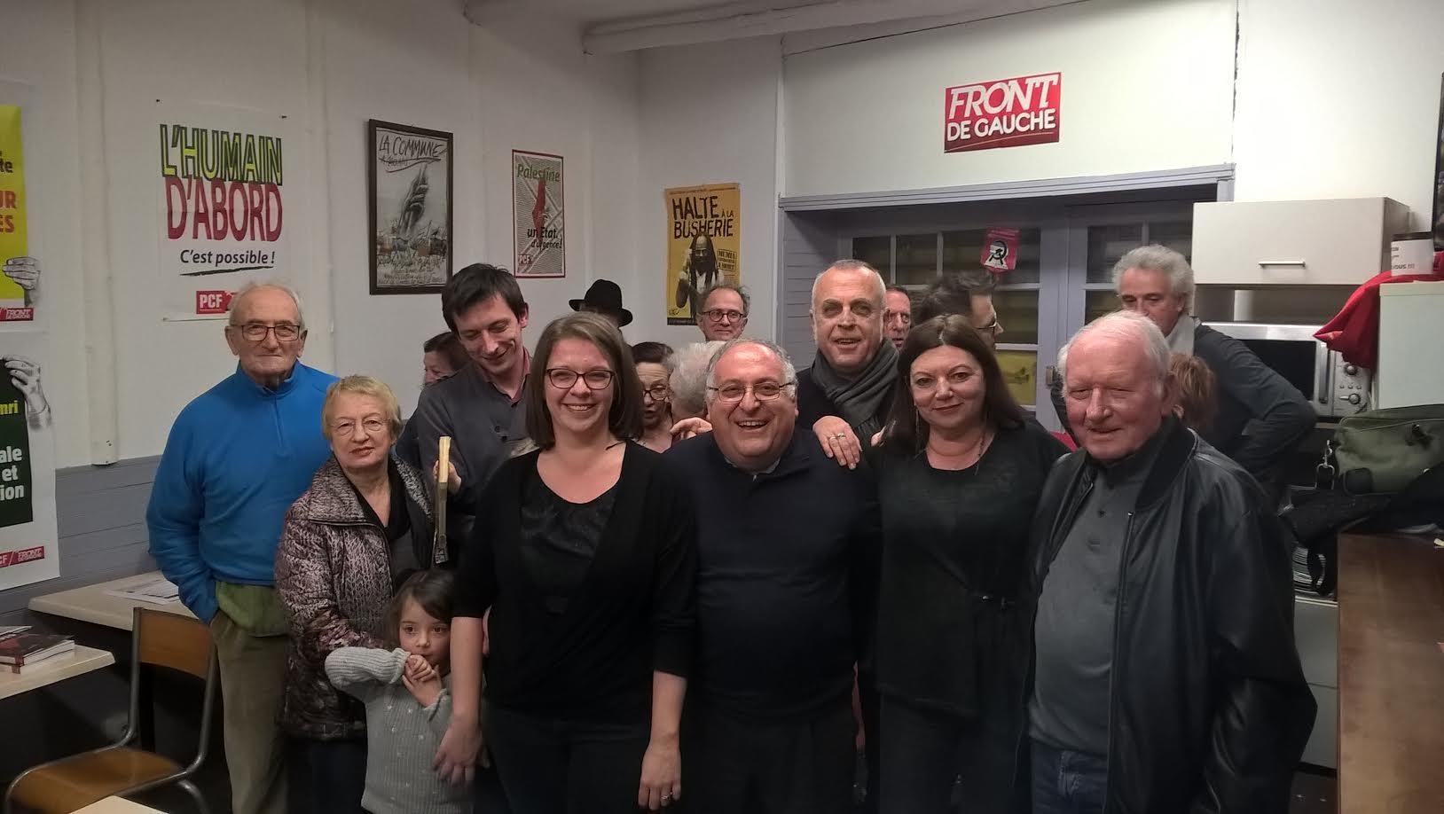 La France en Commun présente ses candidates pour la deuxième circonscription de Marseille