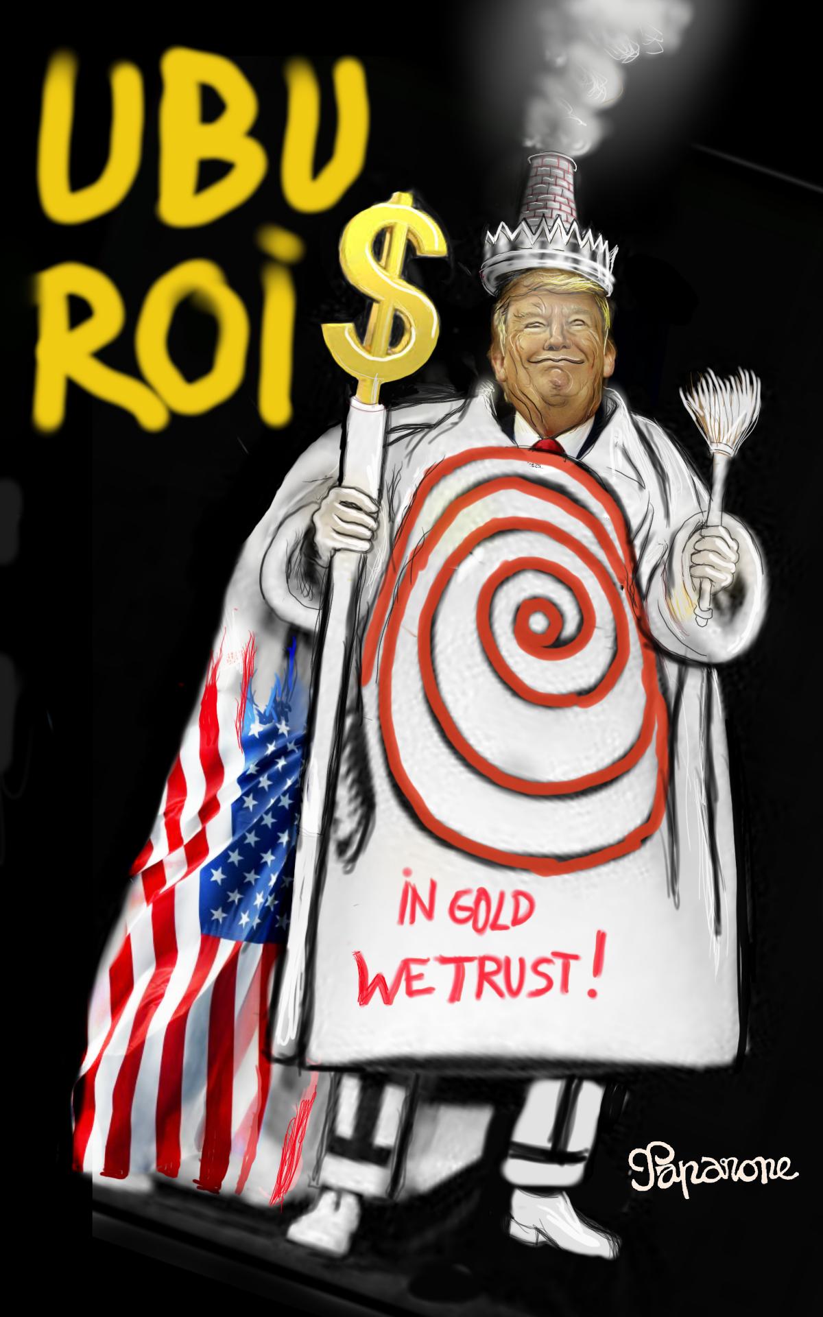Trump / le retour du productivisme capitaliste