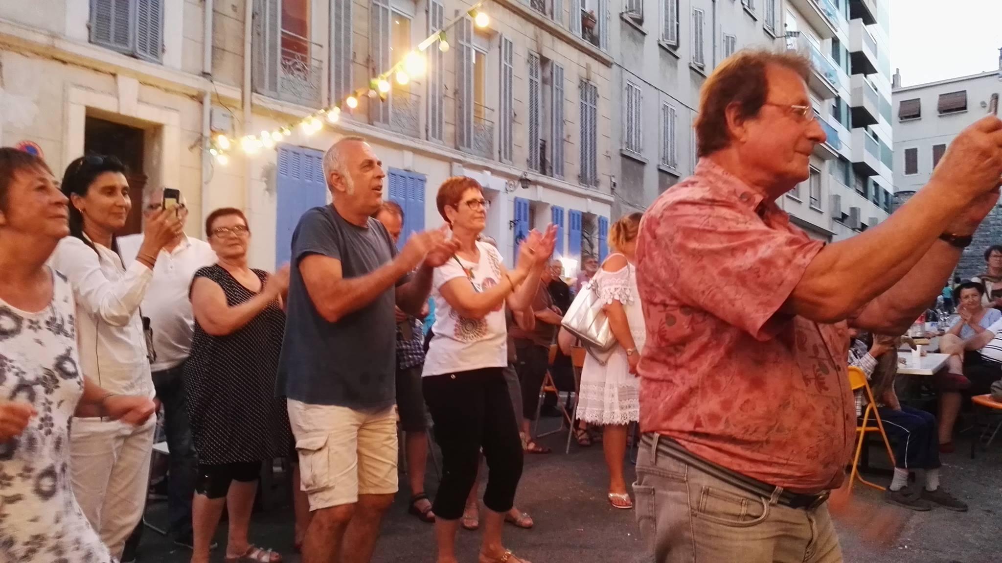 (5) Fête de la Citoyenneté Conclusion : Discours d'Audrey Garino, Secrétaire du PCF Marseille 7ème  32ème Fête de la citoyenneté