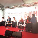 Espace Forum Social  Les syndicaliste en débat sur la transition énergetique