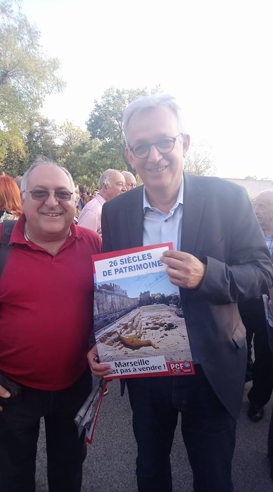 Assemblée de rentrée : Carton plein à la fédération du PCF des Bouches du Rhône
