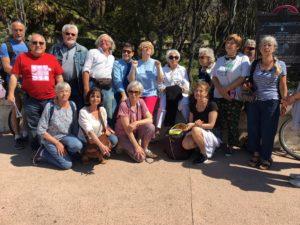 Les opposants à la privatisation de la villa Valmer se rassemblent