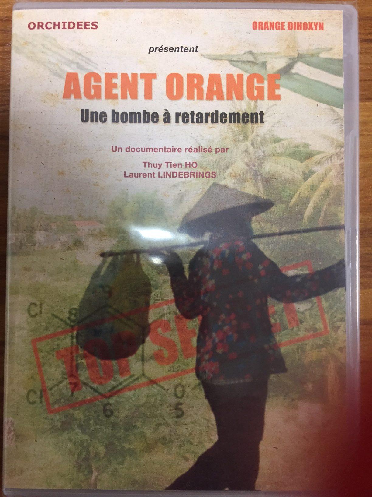 Grand moment d'émotions : Projection du film «Agent orange» une bombe à retardement à la fédération du PCF 13