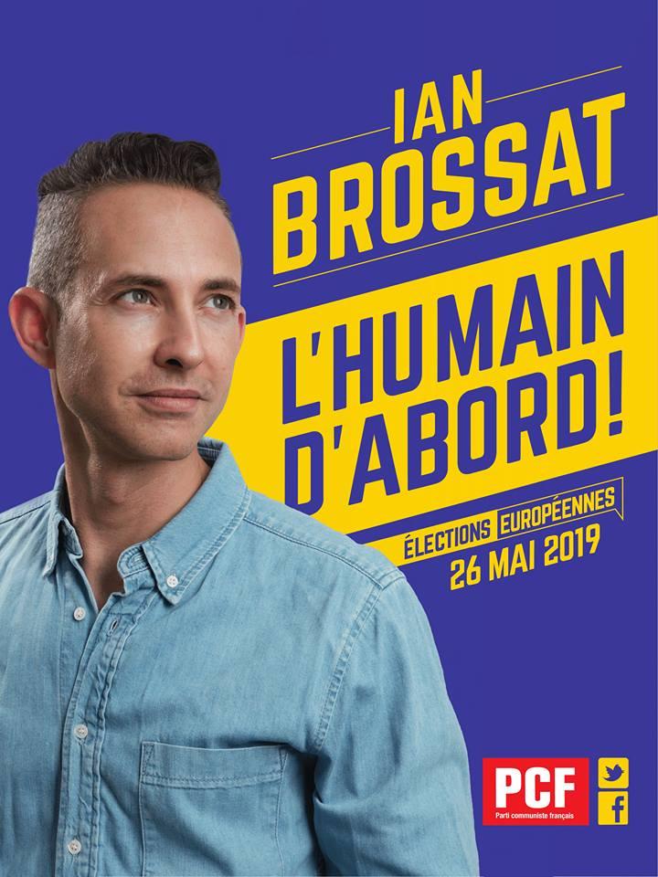 Européenne 2019 : En route pour donner une claque aux libéraux de tout poil !