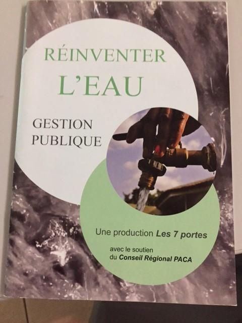 (4) Le Temps des alternatives au coeur de la XXIIIe université d'été du MNLE : Débat sur la gestion publique de l'eau