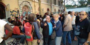 Avec les camarades du 3e arrondissement