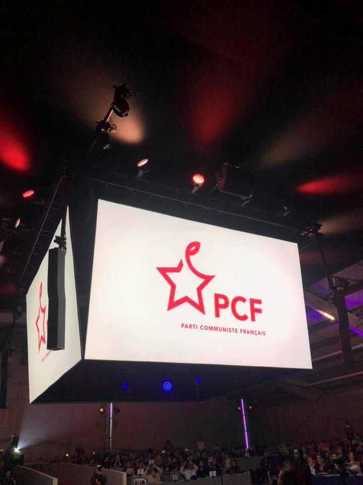38e congrès, Fabien Roussel élu secrétaire national du Parti Communiste Français : un texte profondément remanié, un nouveau logo et une nouvelle direction