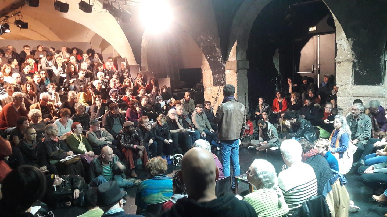 Proposition d'un vœu  au conseil d'Arrondissement du 1er Secteur ; Pour un acte de justice en faveur de l'ensemble des sinistrés à Marseille