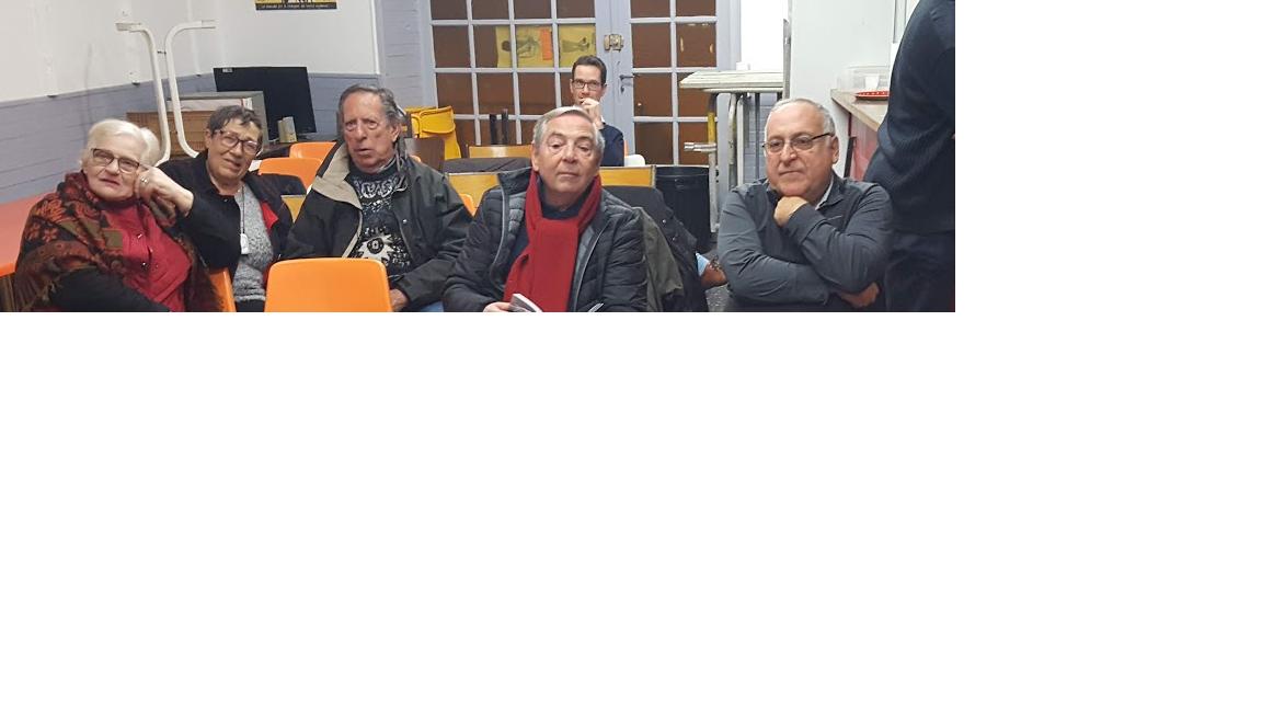 L'Atelier des Arts Hors les Murs : Première avec Le livre «Grands buteurs de Marseille» du journaliste sportif «Mario Albano»