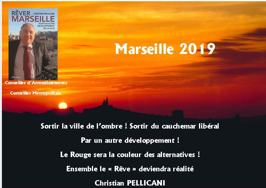 Vœux aux Marseillais, Gaudin fait du Macron : Il n'écoute que ses propres réponses aux questions de la population