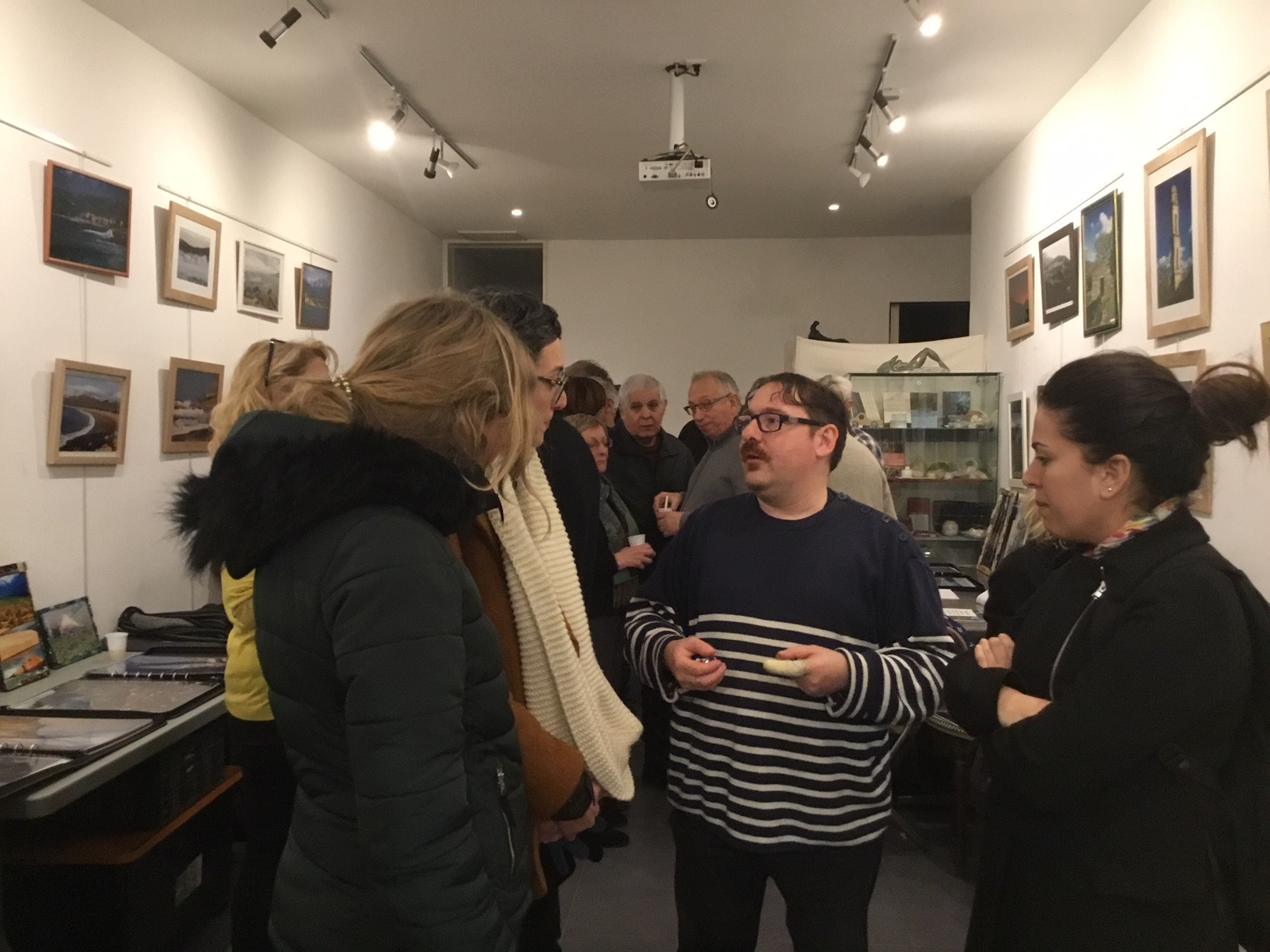 Quartier Noailles : Réouverture au public de la Galerie de l'Atelier des Arts le mercredi 30 Janvier 2019 après 85 jours de fermeture