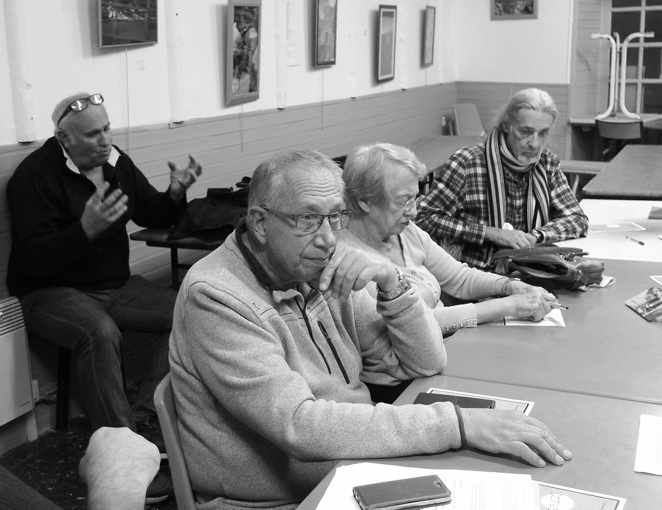 Le Rassemblement du 27 janvier place du 4 septembre à 10h00 prend forme sur la base de cahiers de doléances et revendicatif qui seront proposés à la population