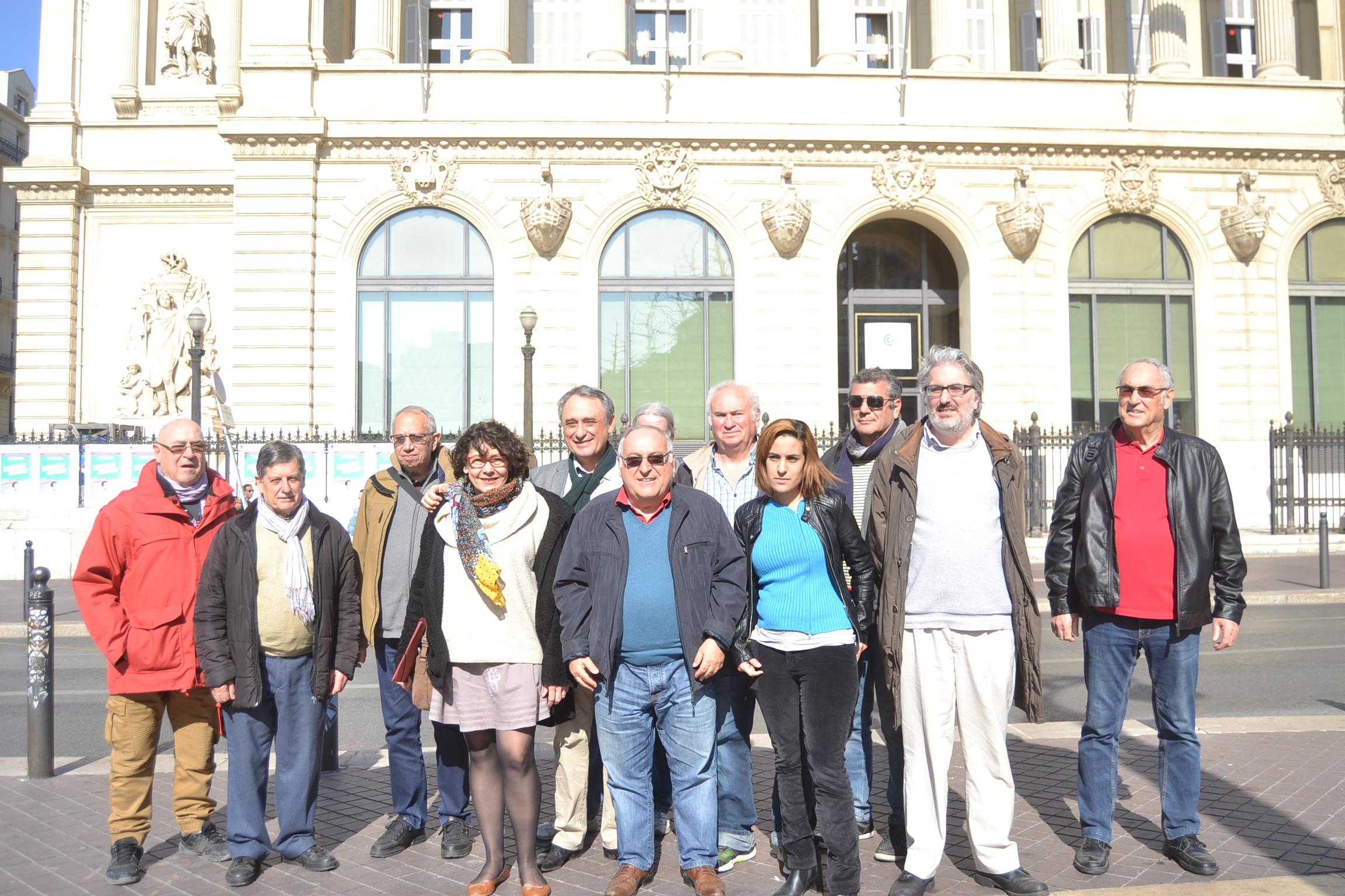 (3) Musée de la Marine :  Conférence de presse et mobilisation pour le retour du Musée de la Marine dans le Palais de la Bourse