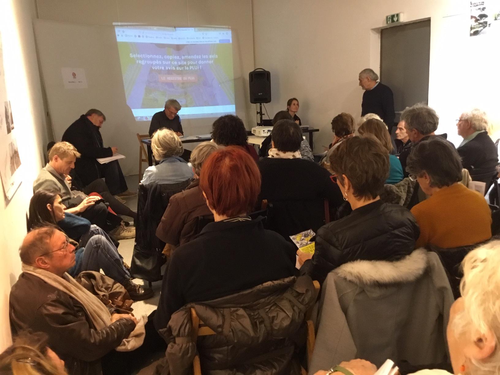 Plan Local Urbanisme Intercommunal (PLUI) : Mercredi 13 février journée de mobilisation citoyenne pour bousculer l'enquête publique