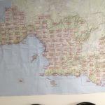 Plan de la cartographie des planches du PLUI