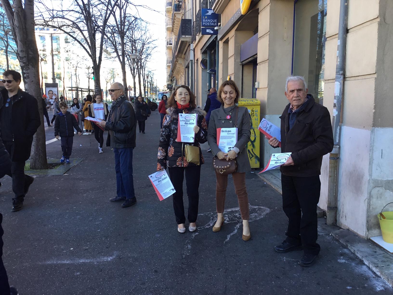(4) Européenne 2019 – Politique Nationale  : On peux combattre la politique de Macron et avancer nos propositions pour la France et mener la  campagne des Européennes !