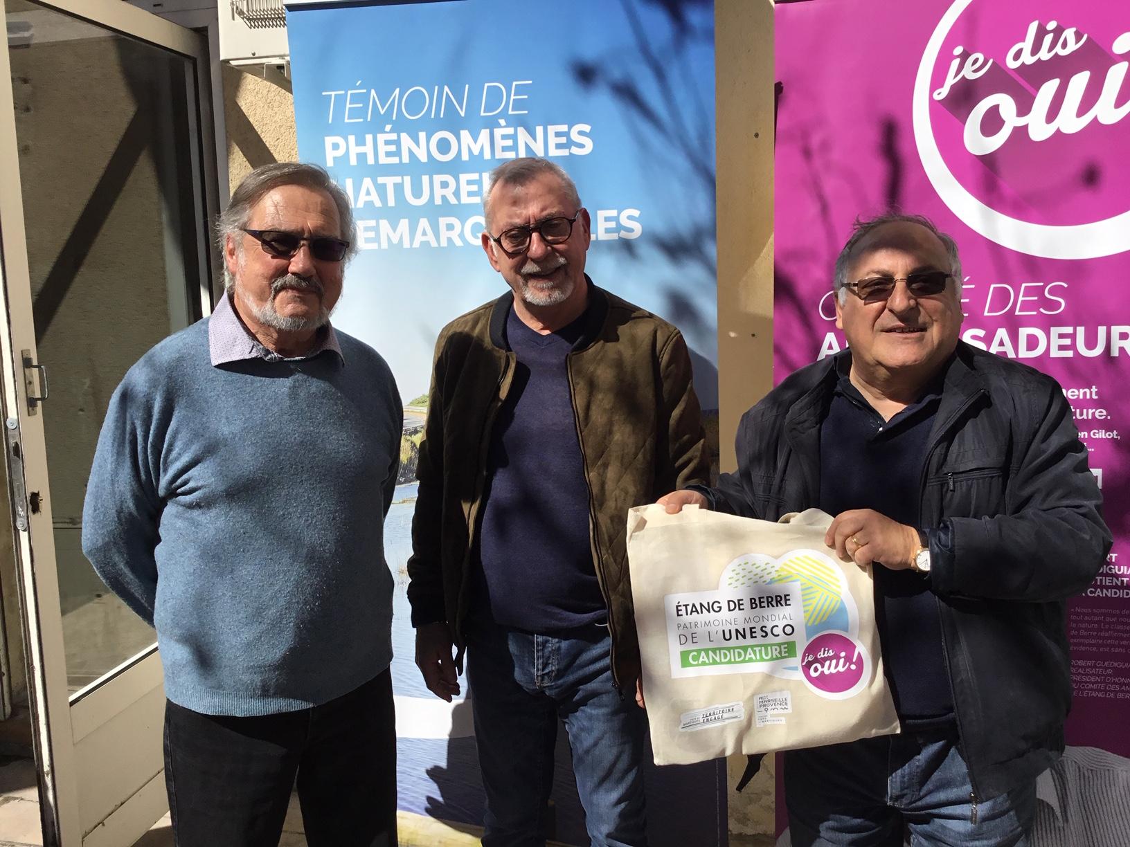 Un samedi de mobilisation pour la Nature et le Climat à Martigues : Ouverture des locaux de l'Association pour la Candidature de L'Étang de Berre au Patrimoine Mondial de l'Unesco