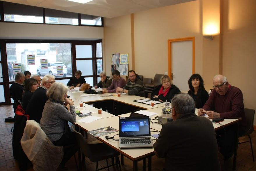Formation des élus de la Nièvre à deux voix sur la Transition énergétique