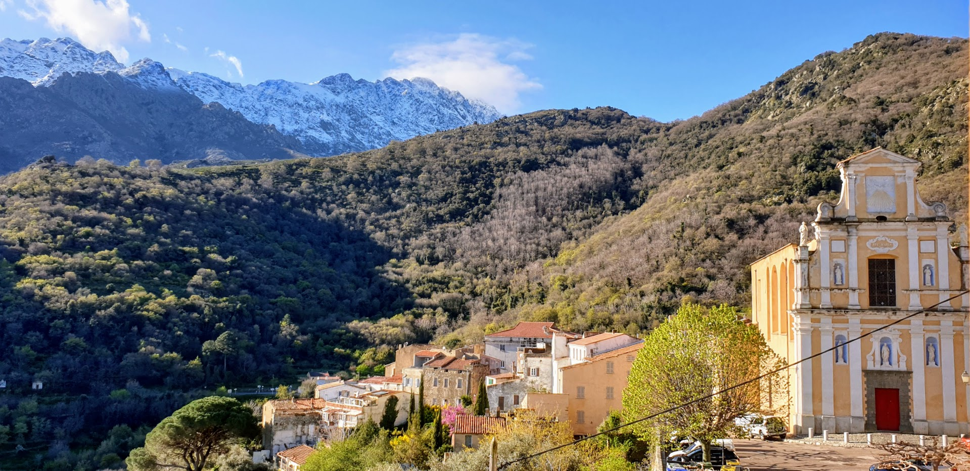 Vive les vacances scolaires «2» : Escape Corse avec Michel PERRIN