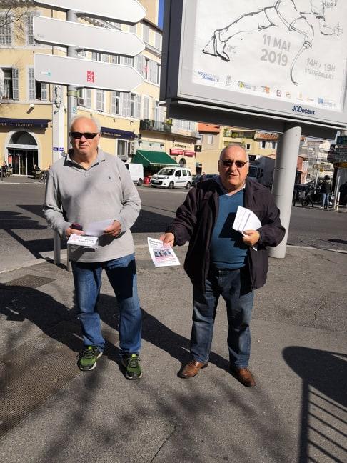 (11) Elections Européennes : Le Comité de soutien à la liste de Ian Brossat s'élargit ! deux militants associatifs s'engagent; il sera dévoilé le 27 avril.