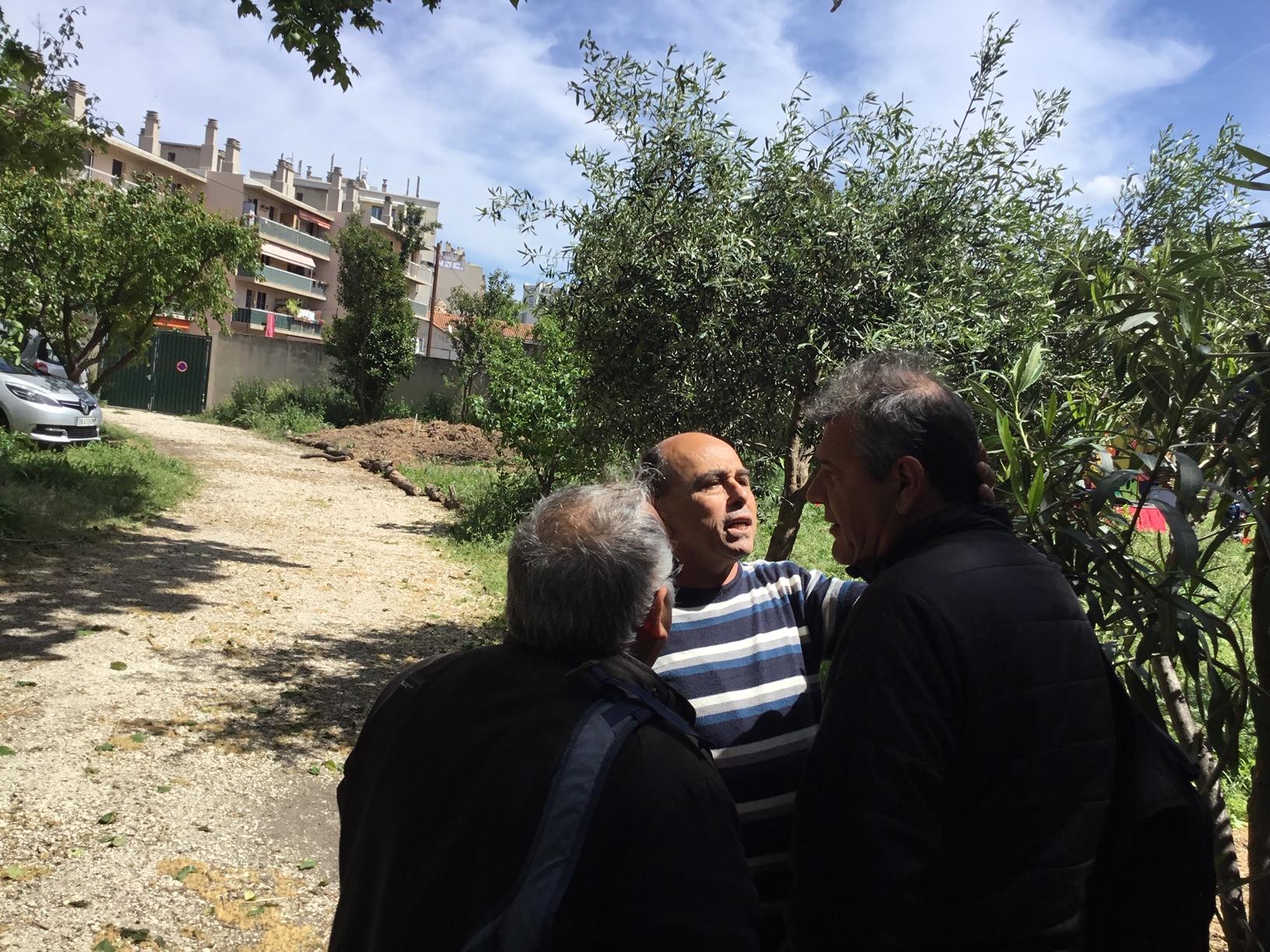 J – 54 jours : Rencontre Festive dans le jardin Levat avec le MNLE le 23 juin 2019